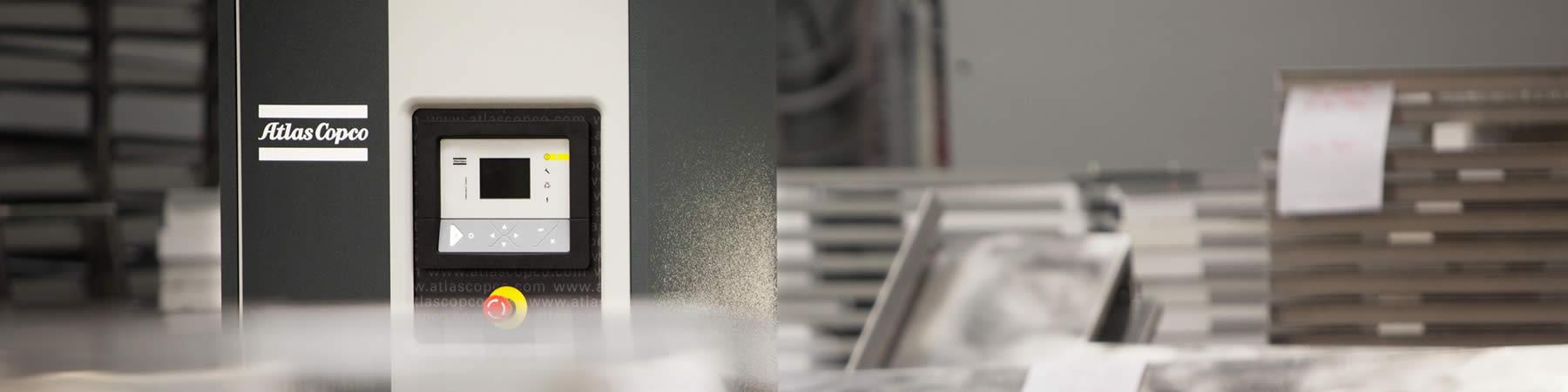 Vendita Compressori Trento - Assistenza Compressori Atlas Copco Trento