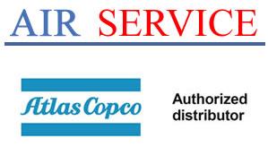 Air Service Brescia Rivenditore autorizzato Compressori Atlas Copco - Ricambi Altas Copco