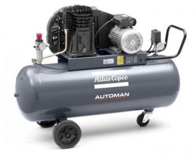 Compressore Atlas Copco Automan AC40E200